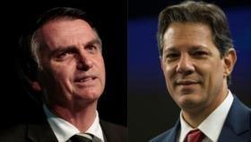 Brasil se está preparando para una tensa recta final de elecciones
