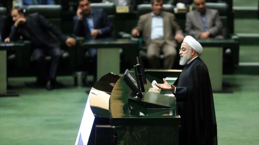 Irán: EEUU muestra su hostilidad al pueblo persa con sanciones