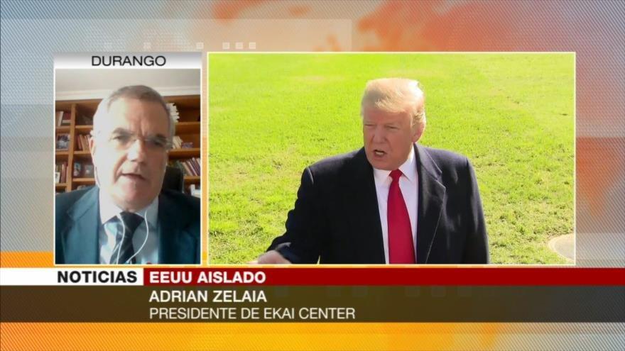 Zelaya: EEUU y Europa se están distanciando por caso nuclear iraní