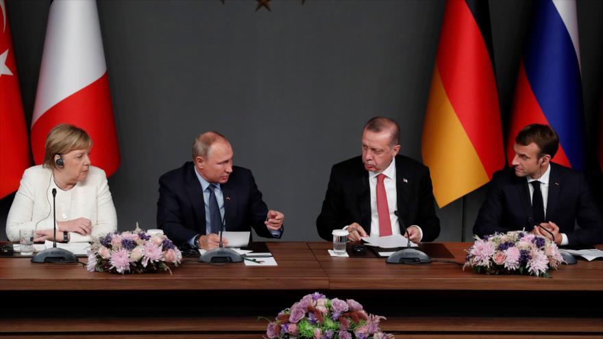 Putin promete ayudar a Siria a eliminar amenaza terrorista en Idlib