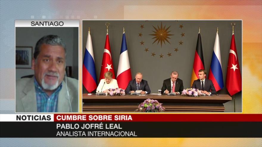 Jofré: creación en Siria de Comité Constitucional es un paso positivo