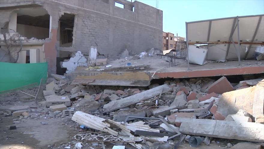 Bombardeos israelíes aumentaron la tensión en Gaza
