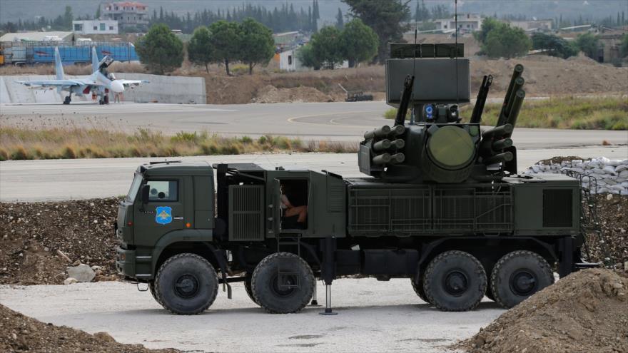 Putin: Rusia abatió en 2 meses 50 drones lanzados contra su base en Siria