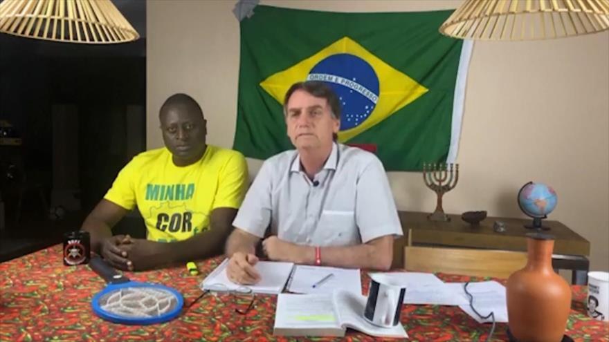 Brasil celebra balotaje de elecciones presidenciales