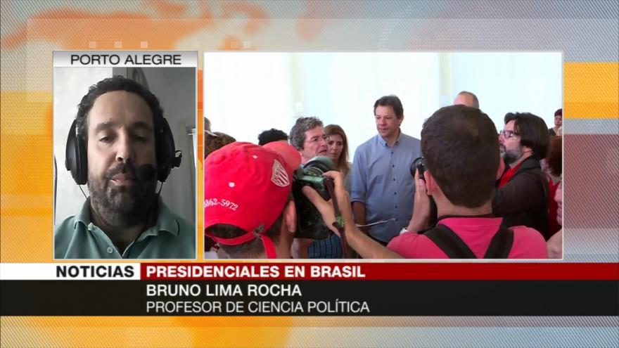 Roncha: Bolsonaro ha generado confusión política en Brasil