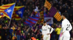 El Clásico: Barcelona, sin Messi, gana 5-1 al Real Madrid