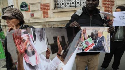 Express: Khashoggi iba a revelar uso de armas químicas por Riad