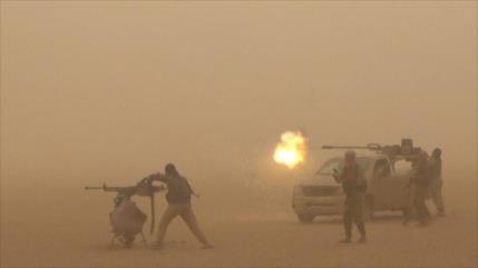 Daesh se apodera del mayor complejo petrolero en Siria