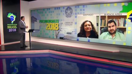 Analistas abordan segunda vuelta de las presidenciales en Brasil