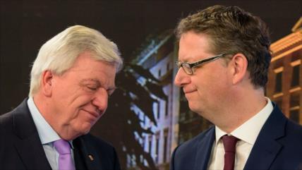 Gran caída de partidos gobernantes alemanes en comicios de Hesse