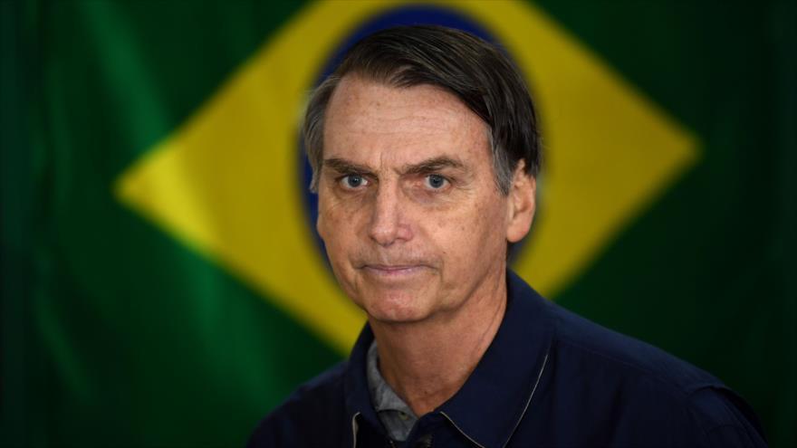 HRW llama a enfrentar cualquier intento de Bolsonaro de erosionar DDHH