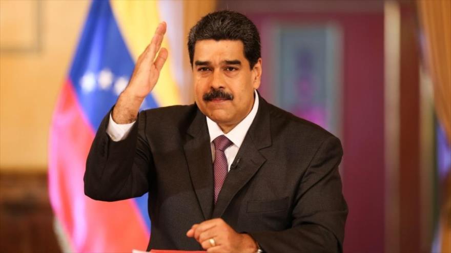 "Maduro pide a Bolsonaro reanudar ""relaciones diplomáticas de respeto"""