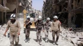 Canadá acepta reasentar a 117 cascos blancos evacuados de Siria
