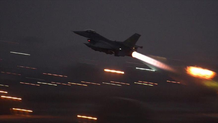 Aviones de EEUU asesinan a otros 5 civiles sirios, incluidos niños