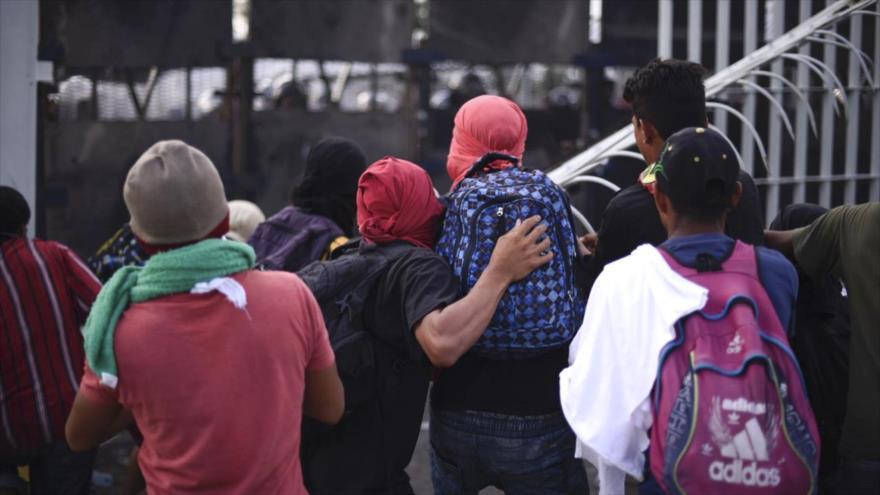 Muere migrante hondureño supuestamente a manos de Policía mexicana