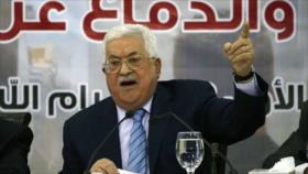 Palestina asegura que no aceptará plan de paz de Trump