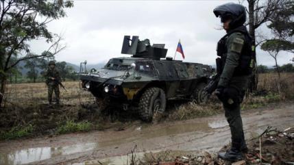 Colombia prevé desplegar 5 mil soldados en frontera con Venezuela