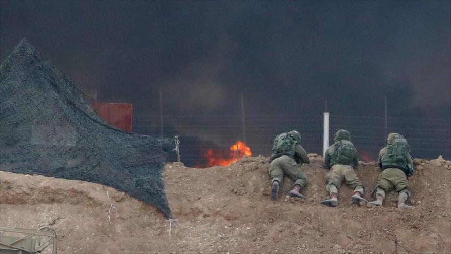 Militares israelíes matan a otro palestino en la Franja de Gaza