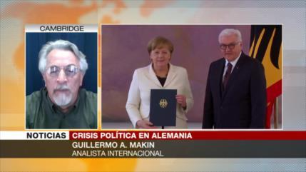 Makin: La retirada de Merkel será constructiva para Alemania