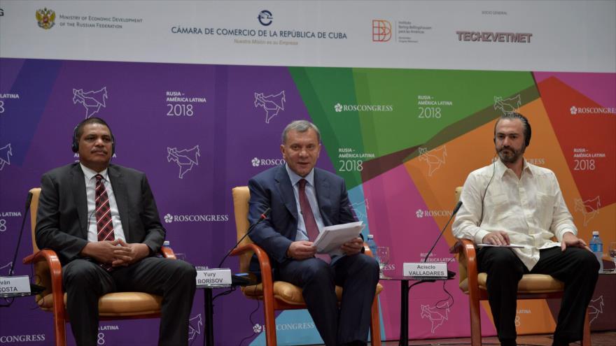 Rusia reitera interés estratégico a largo plazo en Latinoamérica | HISPANTV