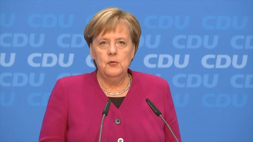 La era de Merkel en Alemania ya tiene fecha de caducidad | HISPANTV
