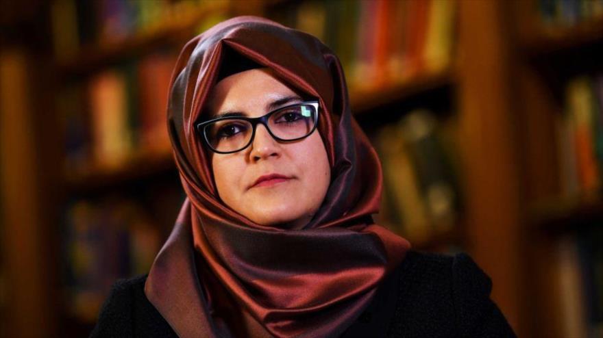 Novia de Khashoggi: Trump ayudó a encubrir muerte de mi prometido | HISPANTV