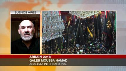 Hamad: Mensaje del Imam Husein ha llegado a todo el mundo