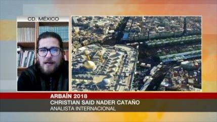 Said Nader: Arbaín es la resistencia contra wahabismo saudí