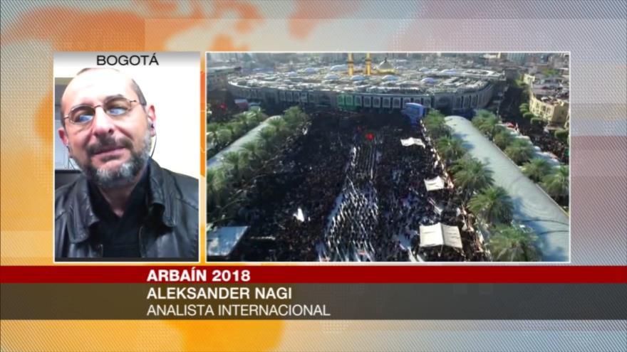 Nagi: Levantarse contra wahabismo es seguir camino de Husein
