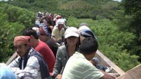 """Más de 2 mil hondureños desisten del denominado """"sueño americano"""""""