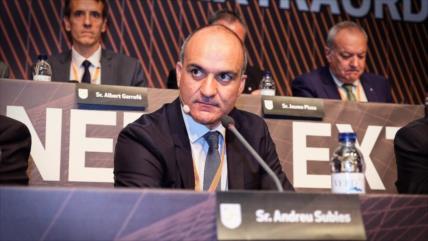 Detenido el vicepresidente de Federación Española de Fútbol
