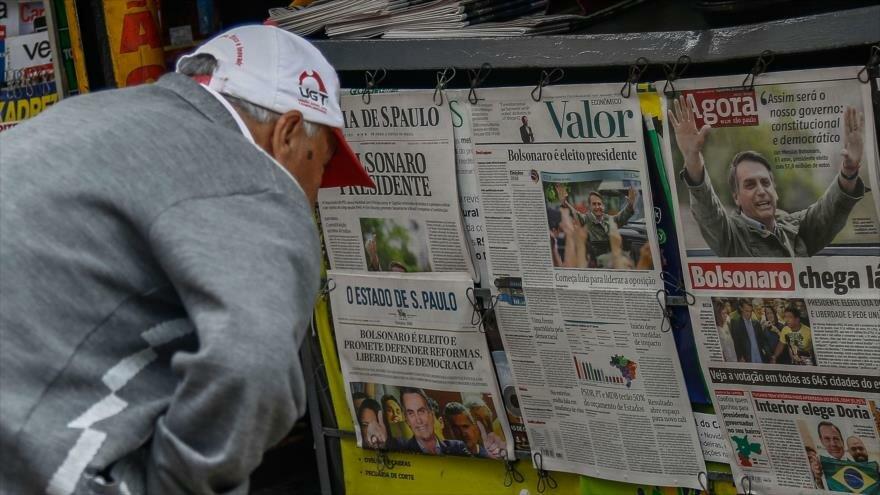 Vídeo: Líderes latinoamericanos felicitan a Bolsonaro vía Twitter