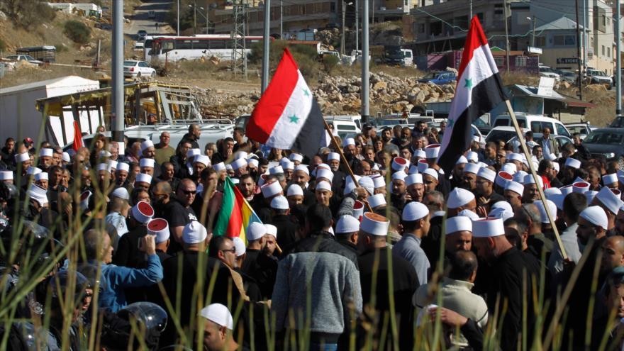 Damasco a la ONU: Golán ocupado es una parte 'integrante' de Siria