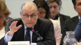 Diputados argentinos piden enjuiciar a canciller por caso Malvinas