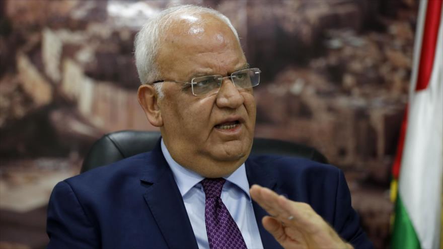 Palestina dice que cortará lazos con Israel 'de manera gradual'