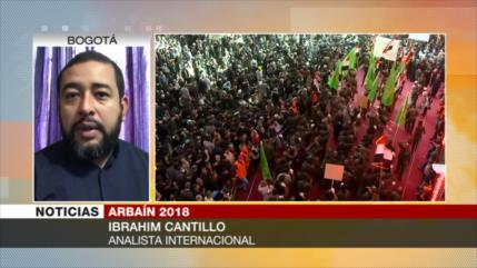 Cantillo: Arbaín muestra que el legado del Imam Husein está vivo