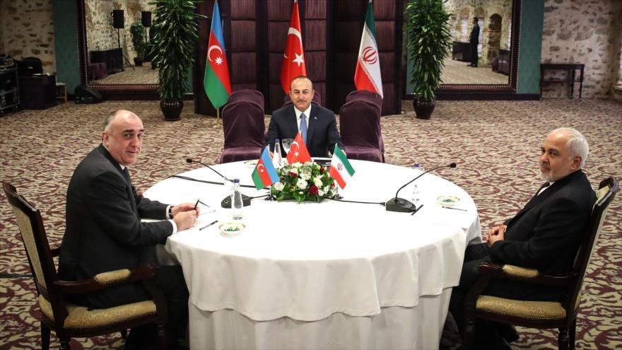Irán, Turquía y Azerbaiyán: mantener el acuerdo nuclear es clave