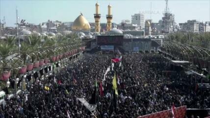Millones de musulmanes rememoran el Día de Arbaín