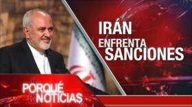 El Porqué de las Noticias: Millones de musulmanes conmemoran Arbaín. Nuevas sanciones de EEUU a Irán. En Brasil denuncian golpe de Estado