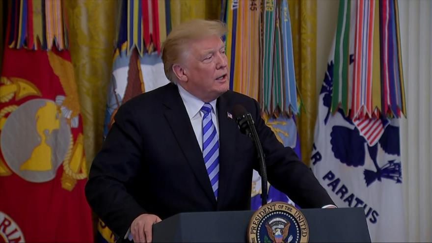 Donald Trump impondrá veto migratorio a centroamericanos