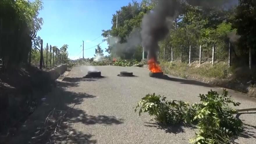 Huelga en el norte dominicano deja un muerto y varios heridos