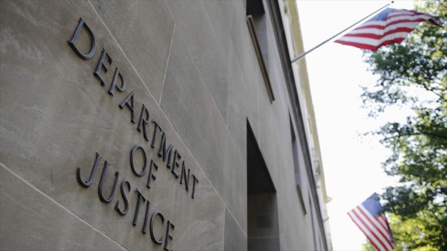 Sede del Departamento de Justicia de EE.UU.
