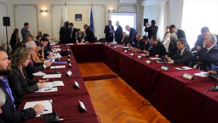 Acercamiento entre UE y Mercosur en Montevideo