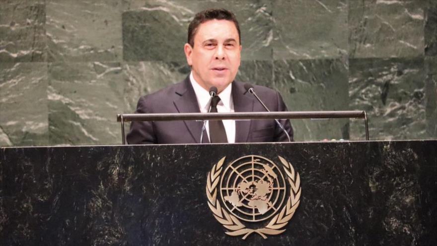 Venezuela condena ante la ONU el bloqueo de EEUU contra Cuba