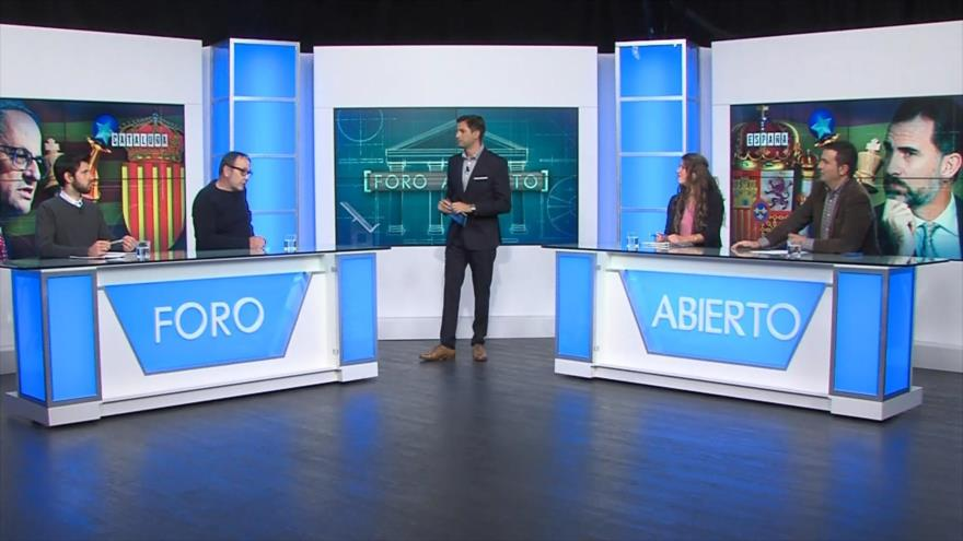 Foro Abierto; España: el Consell por la República catalana