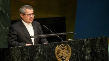 Irán repudia el 'ilegal' e 'inmoral' bloqueo de EEUU sobre Cuba