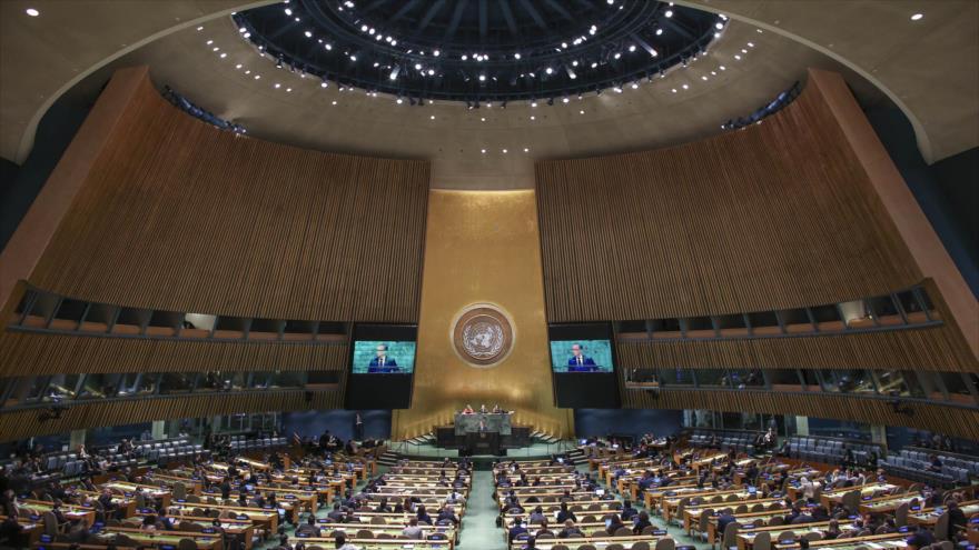 El mundo 'sigue alzando la voz por Cuba' contra el bloqueo de EEUU