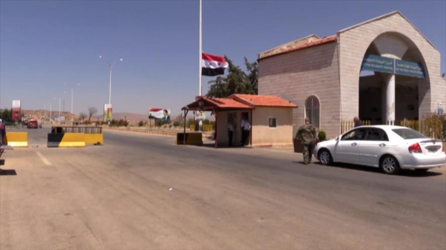 Reapertura de fronteras de Siria ayuda a mejorar la economía
