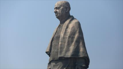 Se inaugura la estatua más grande del mundo en La India