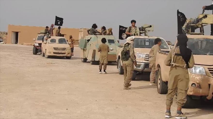 Rusia denuncia avance de Daesh en Siria por 'incapacidad' de EEUU